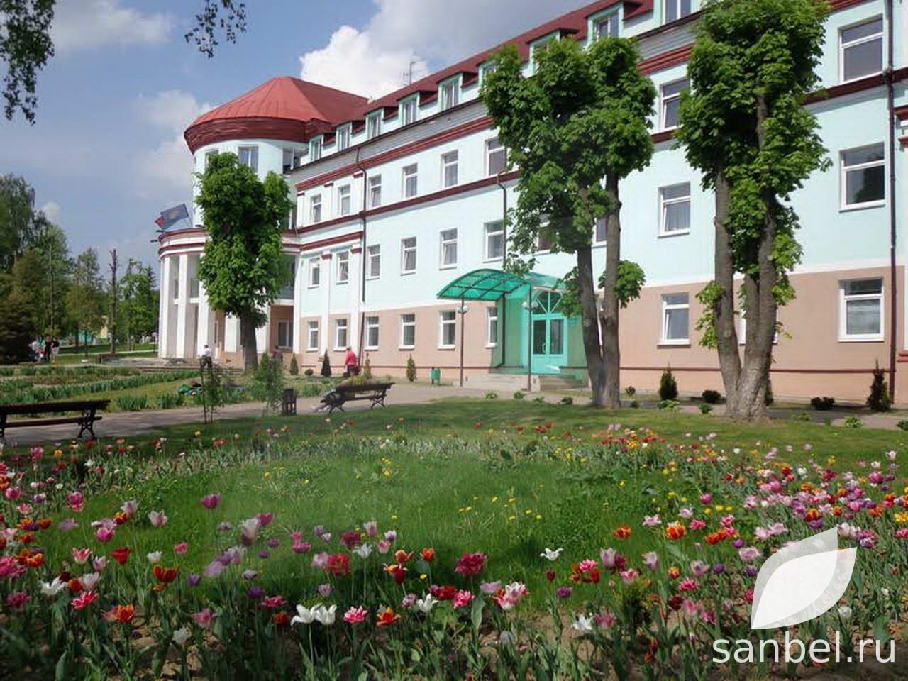 Туры в Санаторий Белорусочка