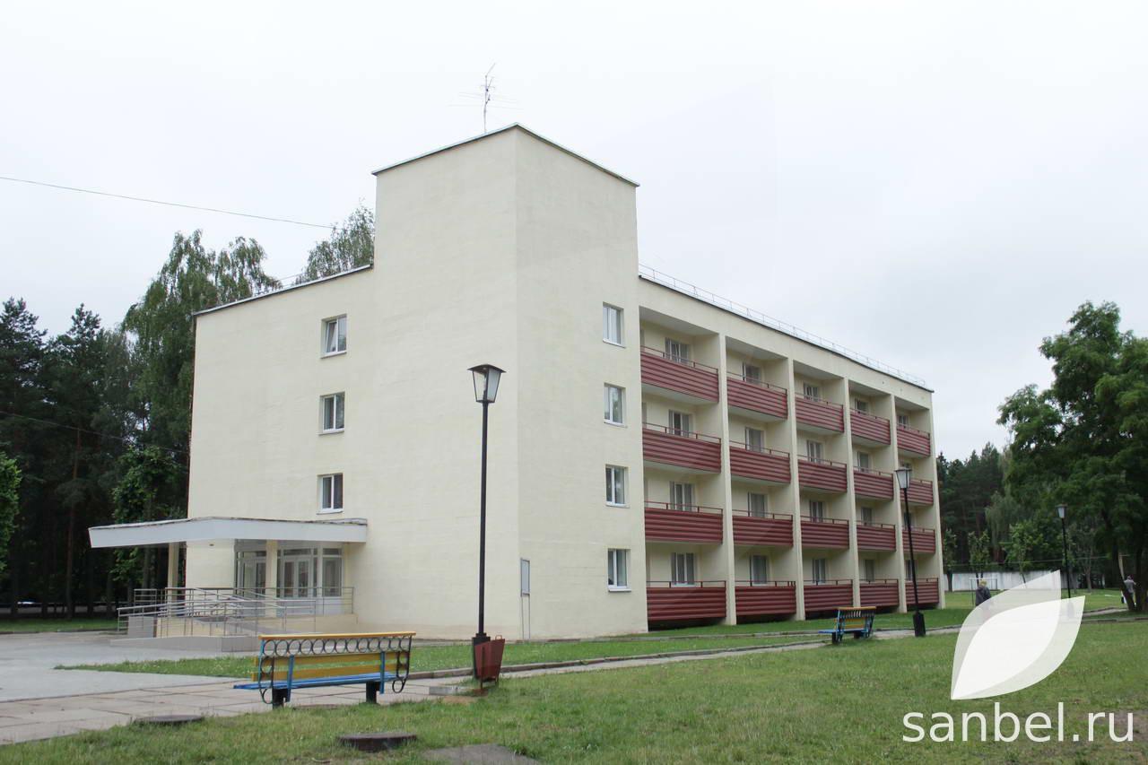 Туры в Санаторий Сосны(Могилёвская обл.)