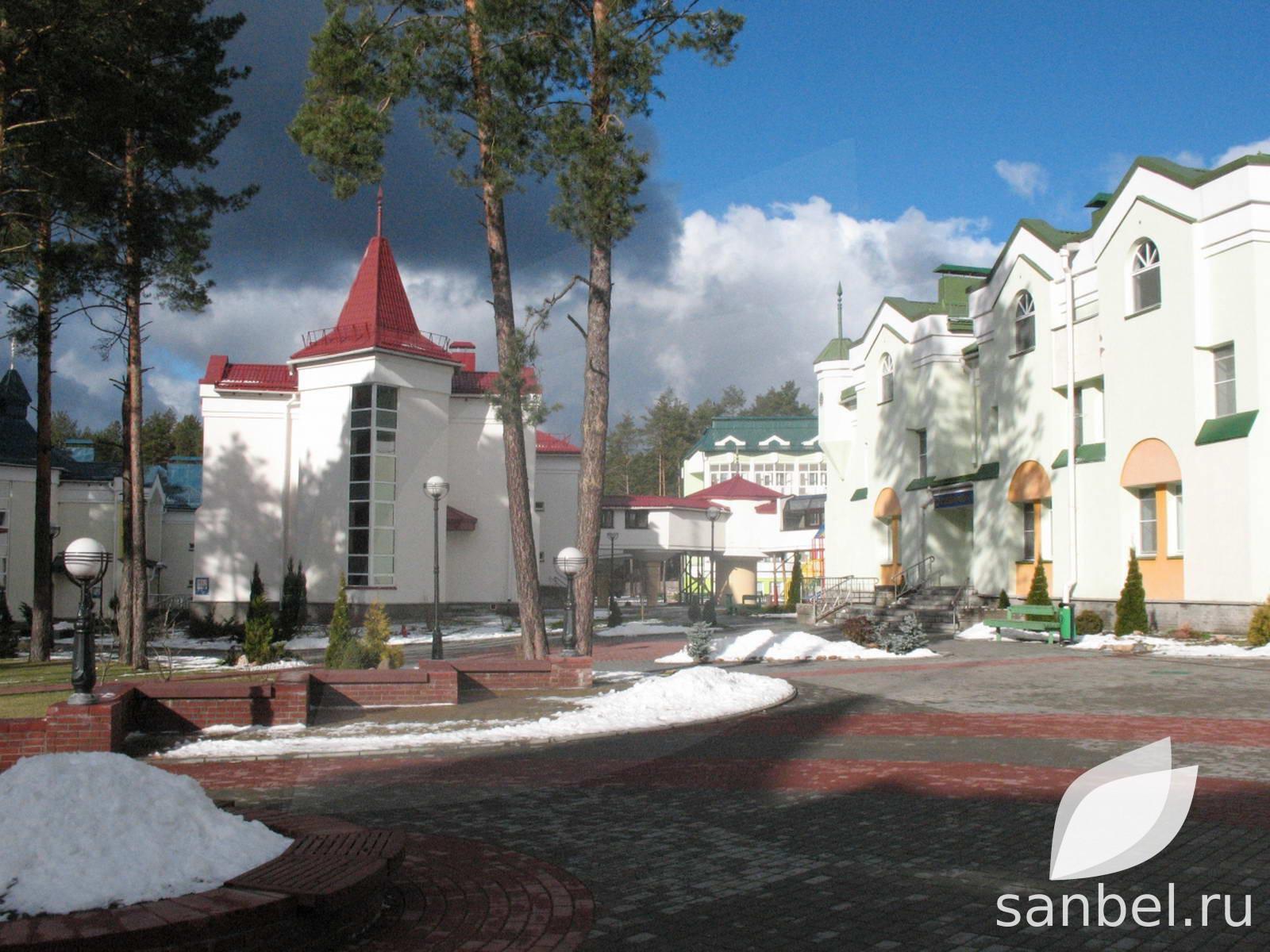 Туры в Санаторий Ружанский