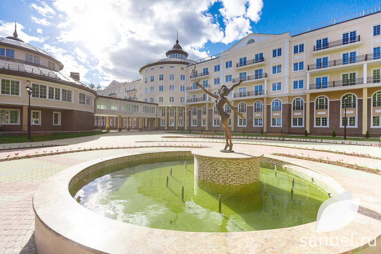 Туры в Санаторно-курортный комплекс Плисса